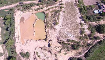 Dron Calatayud Valoracion desastres
